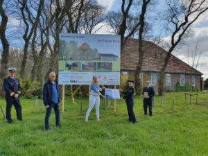 Start bouw Hospice Het Tweede Thuis Westerland
